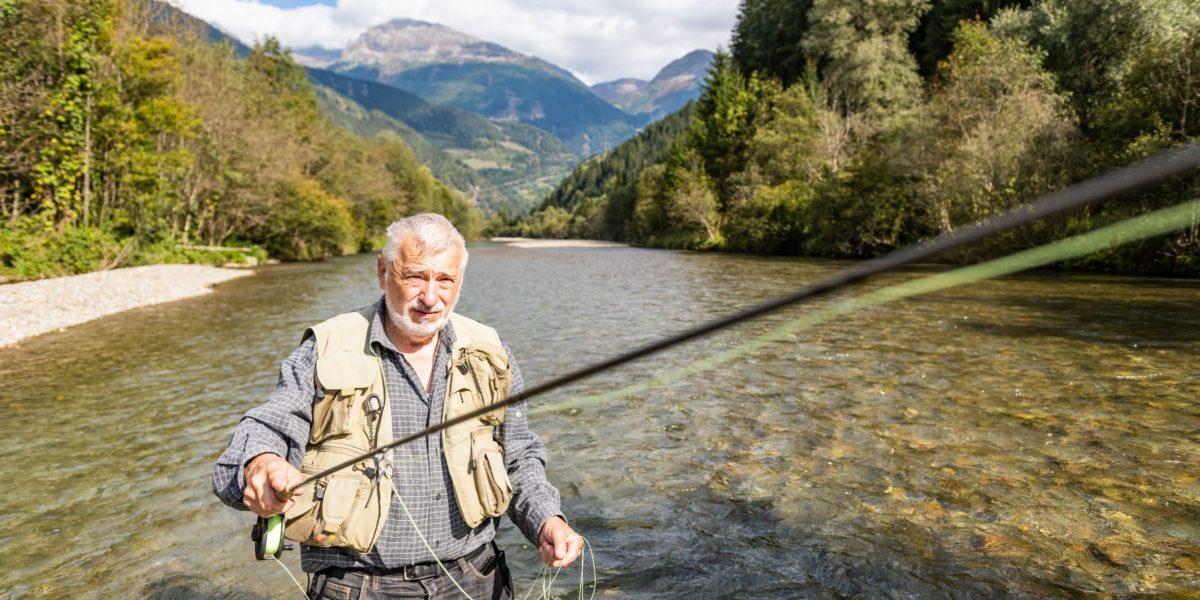 Fischen Möll - Franz Gerdl