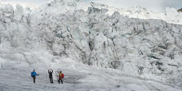 Gletscher - Nationalpark Hohe Tauern