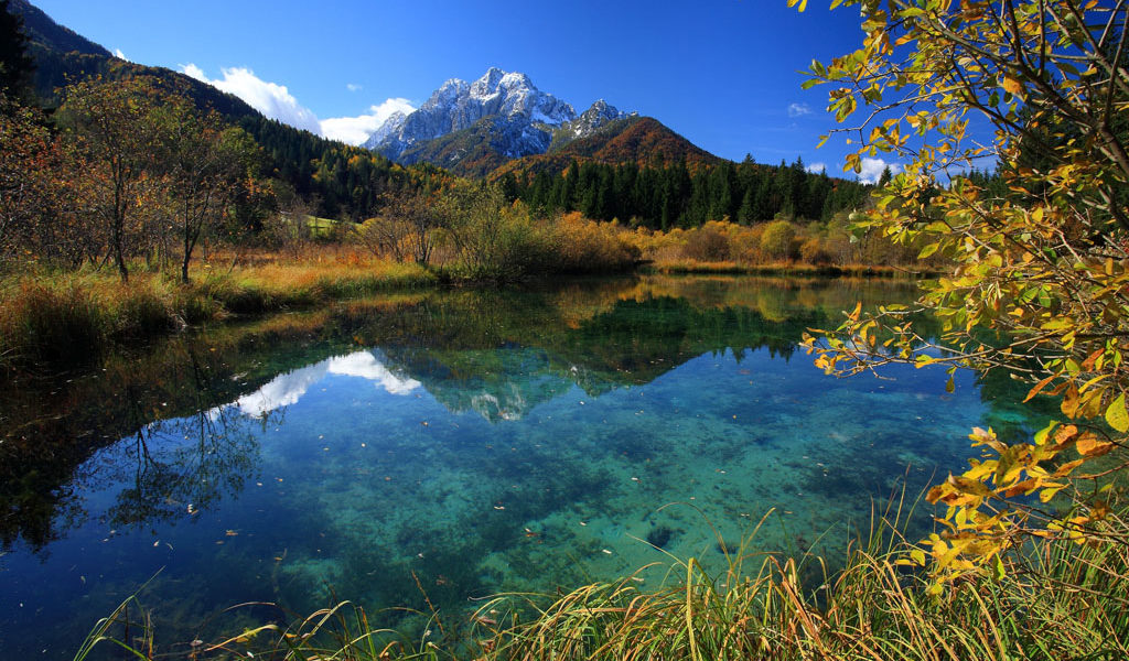 12 Naturreservat Zelenci © Krajnska Gora Tourist Board