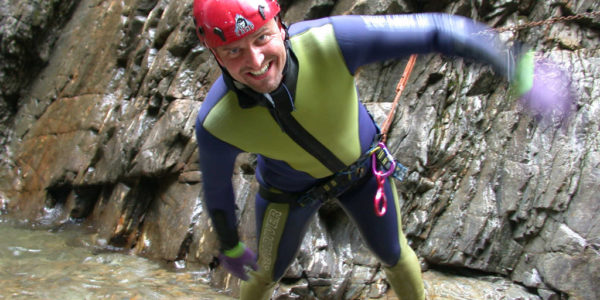 Canyoning Pur