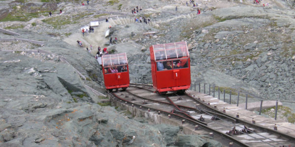 Gletscherbahn Pasterze - Grossglockner Bergbahnen
