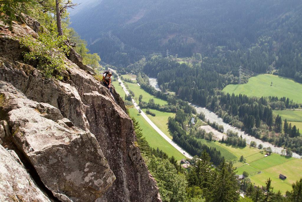 Klettersteig Oostenrijk : Klettern und klettersteige im nationalpark hohe tauern