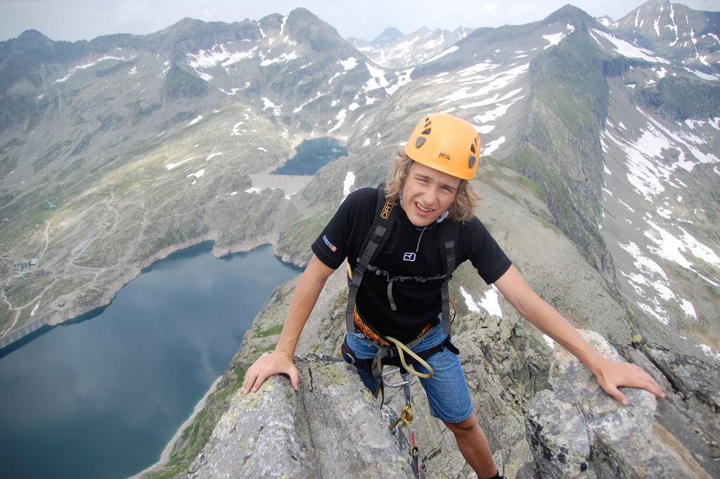 Klettersteig Kärnten : Klettern und klettersteige im nationalpark hohe tauern