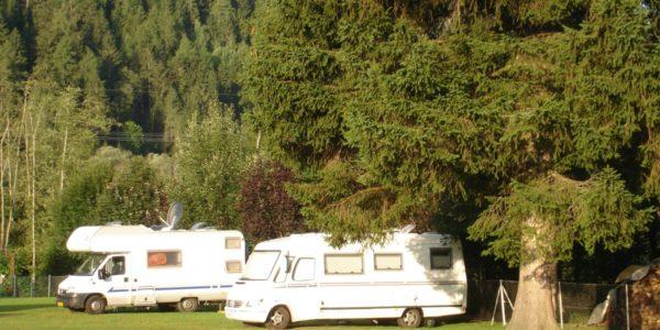 Alpencamping Bidner in Flattach