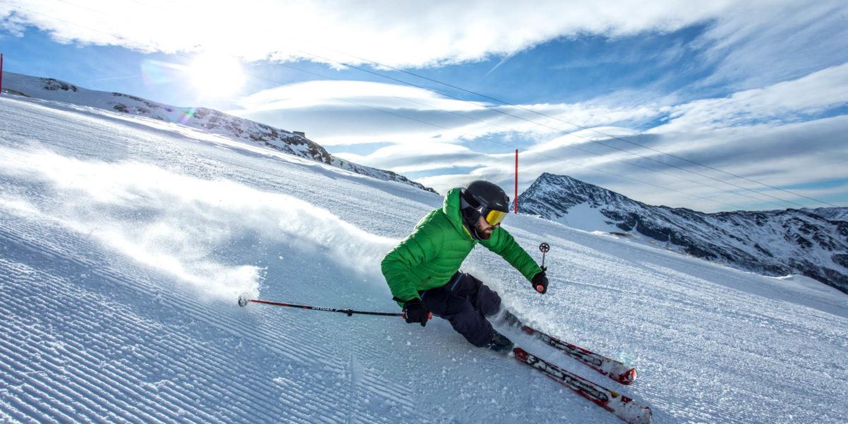Skigebiet Ankogel ©Andifrank
