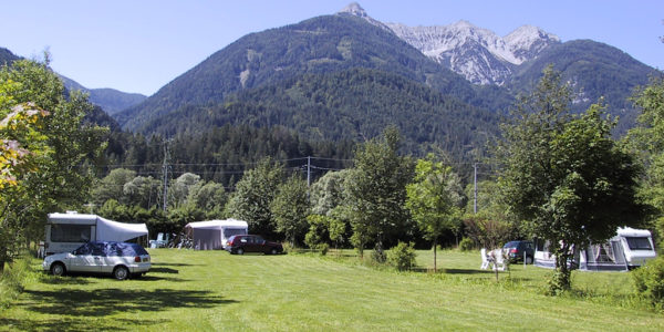 Camping Berggruss im Drautal