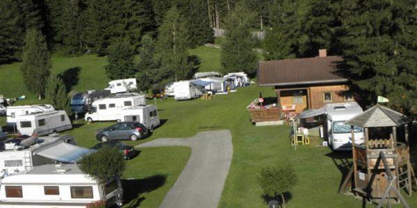 Nationalpark Camping Heiligenblut