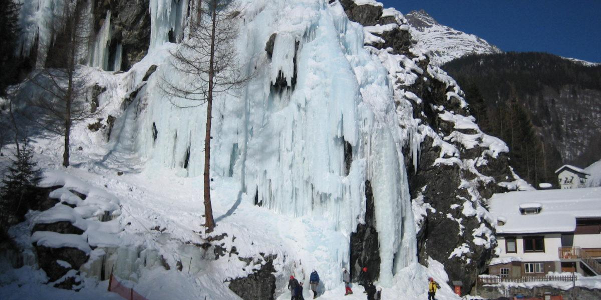 Eisklettern (2)