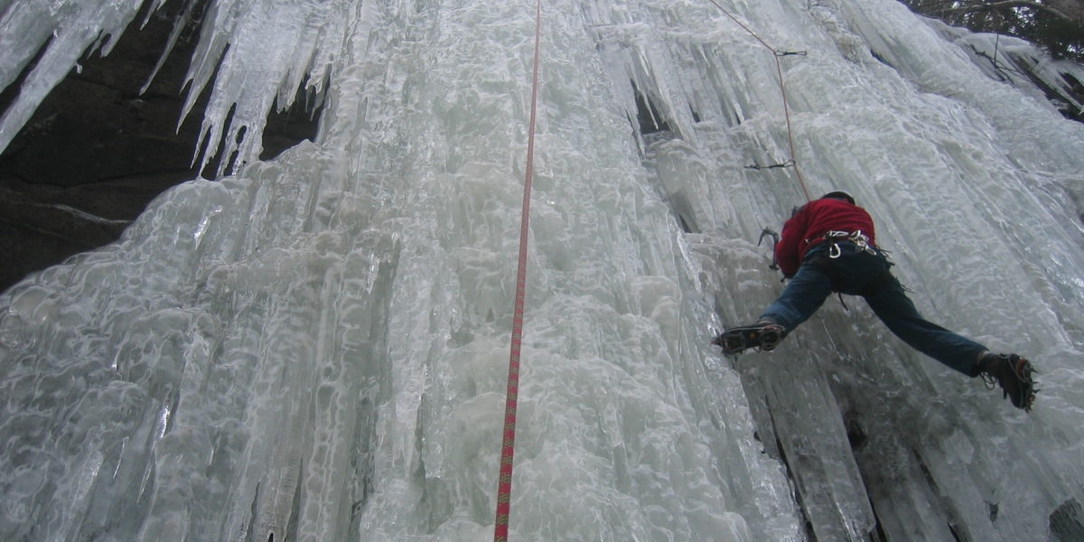 Eisklettern Maltatal2 - C Maltatal Alpin