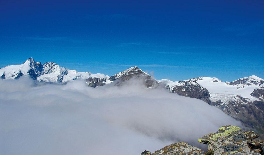 Nationalpark-Trekking - Der Tauernhoehenweg1