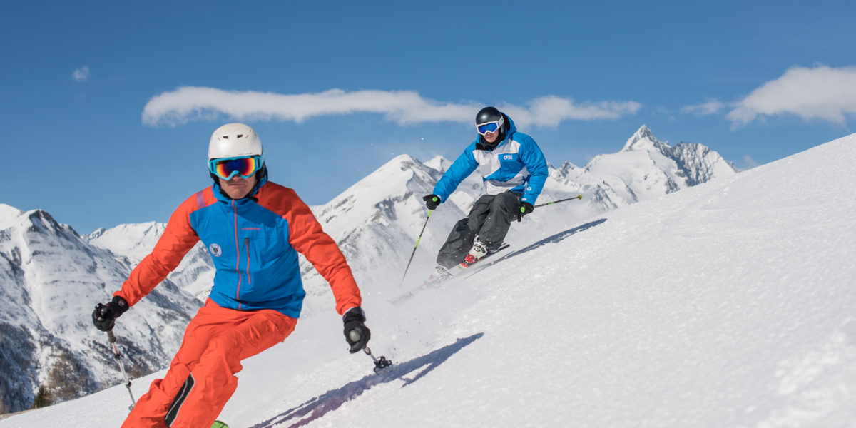 Heiligenblut _Skigebiet