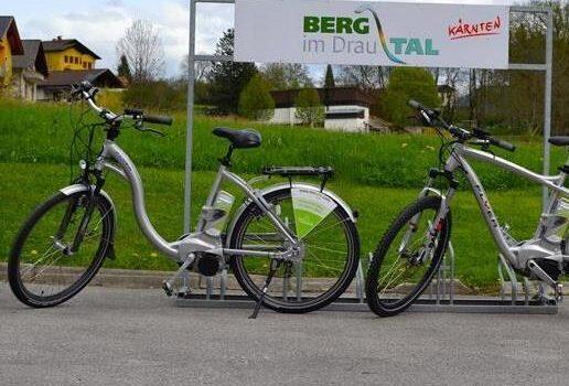 E-Bike Verleih Sunshine